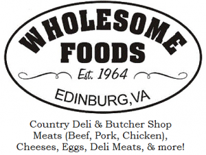 Wholesome Foods Country Deli and Butcher Shop