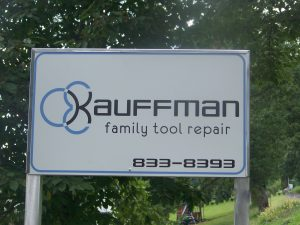 Kauffman Family Tool Repair